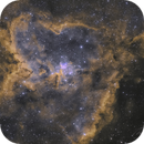IC 1805  Heart Nebula,                                RichardBoudreau