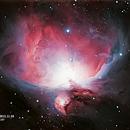 Orion nebula 2013.11.27,                                Leandro Fornaziero