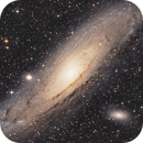 Andromeda revisited,                                Vincent Groenewold