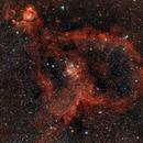 IC 1805 - Nébuleuse du Coeur,                                Nicolas Aguilar (Actarus09)