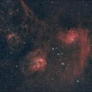 IC 405, 410, and 417 area,                                Scotty Bishop