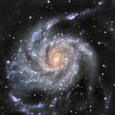 Messier 101,                                Jose Candelaria