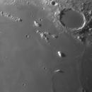 Moon 04.08.2018. Crater Plato,                                Sergei Sankov