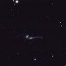 NGC 4676 the mice galaxies,                                Darktytanus
