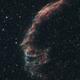 NGC6992, NGC6995 Eastern Veil Nebula,                                Krishna Vinod