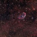 The Crescent Nebula,                                Dave Keith