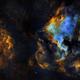 NGC7000, IC5070, Sh2-119,                                Vincent Savioz