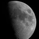 Moon April 23th 2018,                                Wouter D'hoye