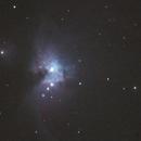 M42 - Orion Nebula,                                Timothy Estes
