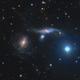 NGC 7463, NGC 7464, NGC 7465,                                Jim Thommes