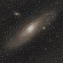 Messier 31,                                Spooky