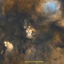 NGC 6357 and 6334,                                jprejean