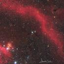 Pferdekopfnebel - M78 - LDN1622,                                Alexander Grasel