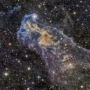 LBN 917 - The Incognito Nebula,                                Alex Woronow