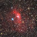 Bubble Nebulae,                                PJ Mahany