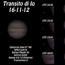 Transito di Io,                                Tommaso Martino