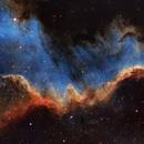 NGC7000 - Cygnus Wall,                                Greg Polanski