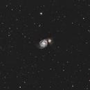 M51 Whirlpool Galaxy,                                andythilo