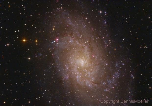 M33,                                Dennis Moeller