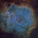 NGC 2244 en SHO,                                kaeouach aziz