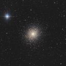 M5 Globular Cluster,                                Bernhard Zimmermann