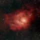M8 Lagoon Nebula,                                Mr. Ashley McGlone
