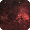 NGC 7822, The Fist in HaRGB,                                Madratter