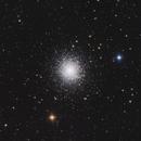M13 The Great Globular Cluster in Hercules,                                Kevin Ross