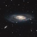 Messier 106,                                Unclevodka