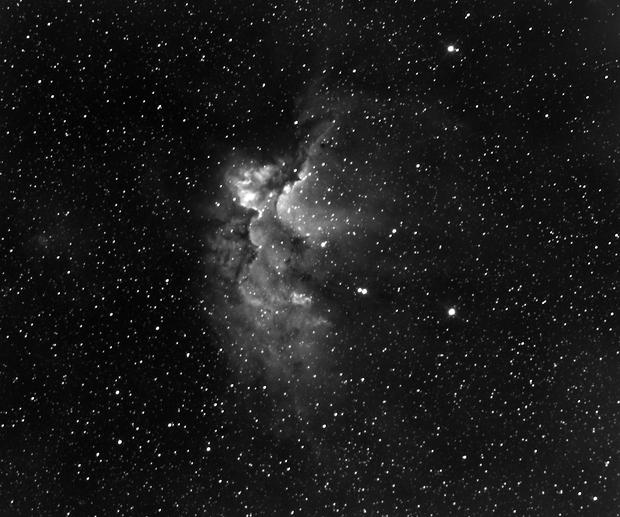 Wizard Nebula,                                MarcoLuz