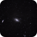 Widefield M81 & M82,                                John Parker