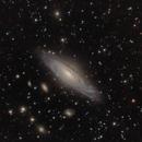 NGC7331,                                Andreas Zeinert