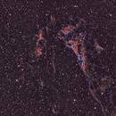 Veil Nebula,                                catatafish