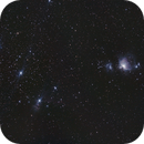 La ceinture d'Orion,                                Sylphe
