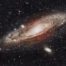 M31  Andromedagalaxie,                                Stefan Marbach