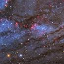 NGC 206 in M31,                                tonyhallas