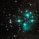 M45 The Pleiades,                                Dale A Chamberlain