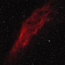 Menkib (ξ Persei) Meets the Nebula (NGC 1499),                                Daniel Erickson