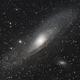 Andromeda Galaxy M31,                                Dainius Urbanavicius
