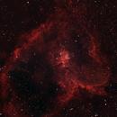 IC 1805-The Heart nebula,                                gibran85