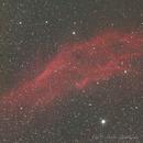 The California Nebula,                                raf2020