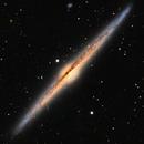 NGC 4565 Close-up (Reprocessed),                                Vitali