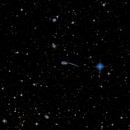 Tadpole Galaxy (Full Frame),                                KuriousGeorge