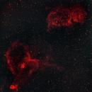 "IC 1805-IC 1848 ""Heart & Soul"",                                ofiuco"