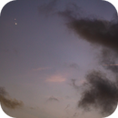 Jupiter - Saturn - Airplane Conjunction 19/12/2020,                                Die Launische Diva