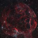 Simeis 147 RGB Ha O3,                                Peter Shah