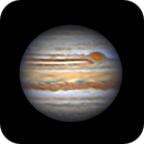 Very good conditions for Jupiter 2019, only 16 ° altitude,                                Uwe Meiling