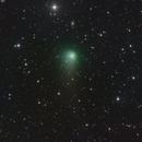 Comet C/2017 T2 PANSTARRS,                                José J. Chambó