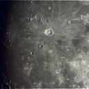 Moon - Copernicus reworked from 2013 original,                                Garry O'Brien