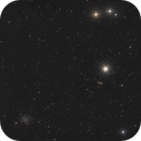 M53 and NGC5053 - Coma Berenice,                                Emmanuel Fontaine